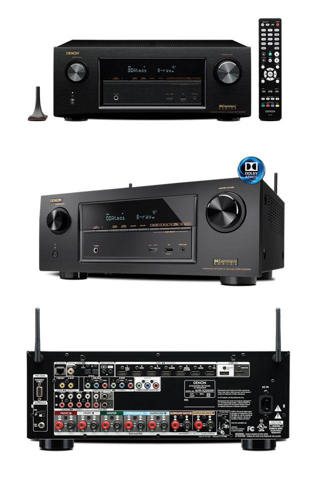 denon-x-2200-w